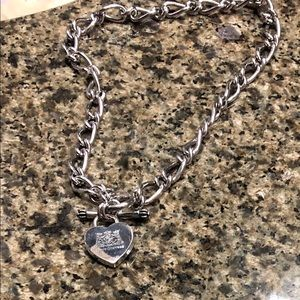 Authentic Rare Juicy Couture necklace. Its new.